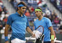 Federer slo Nadal i natt