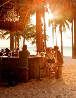 MEXICO: Den lille øya Isla Mujers utenfor Cancun blir en nyhet for Ving neste år. Star Tour er der allerede. Foto: Ving