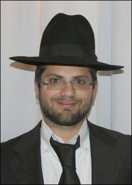 DREPTE JØDER: Rabbien Jonathan Sandler og to av hans barn ble drept av mobildesperadoen. Foto: REUTERS