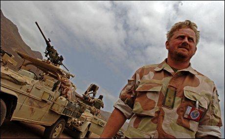 HEDRES: I flere år har Torgeir Gråtrud ledet Forsvarets spesialkommando/Hærens jegerkommando. Foto: HARALD HENDEN