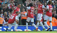 Arsenal festet grepet om tredjeplassen