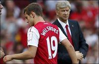 Wenger nekter Wilshere OL-deltakelse