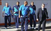 Bolton-spillere besøkte Muamba foran Spurs-kampen