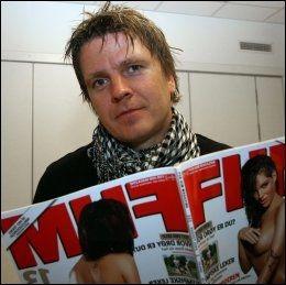 OPPGITT: FHM-redaktør Martin Thronsen. Foto: FHM