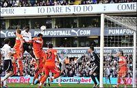 Adebayor-dobbel ordnet Tottenham-seier