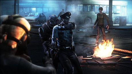 BEGIVENHETENES SENTRUM: Handlingen er satt til det Raccoon City man kjenner fra spill 2 og 3 i «Resident Evil»-serien. Foto: SLANT SIX GAMES/CAPCOM