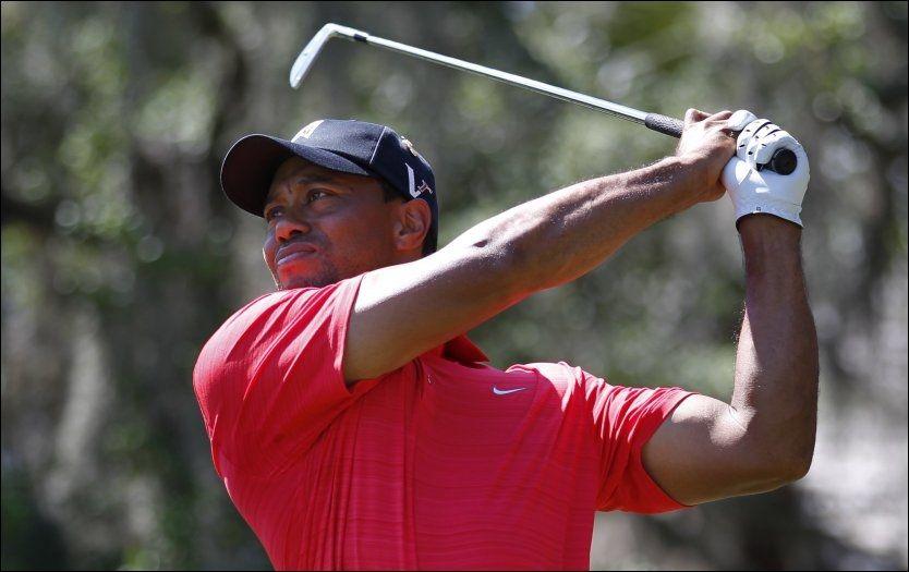 Golfekspert tror Tiger tar Major-rekord