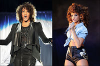 Rihanna vil spille Whitney Houston