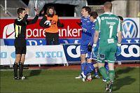 Fotballedere gir støtte til målfotobruk