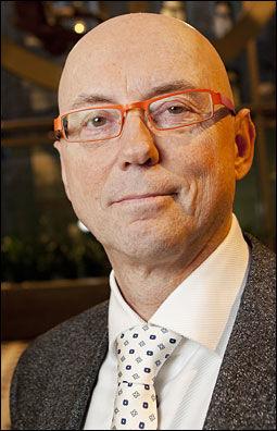 - IKKE PARANOID SCHIZOFREN: Rettspsykiater Henning Værøy tror diagnosen som er gitt Breivik er feil. Foto: SCANPIX