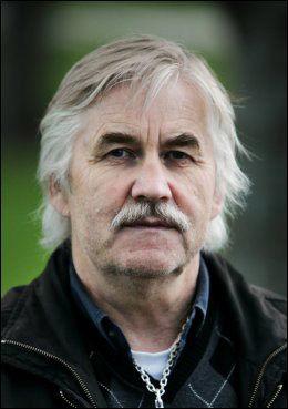 VIL VITNE: Tore Tveit er grunnlegger av den nynasistiske organisasjonen Vigrid. FOTO: FRODE HANSEN/ VG