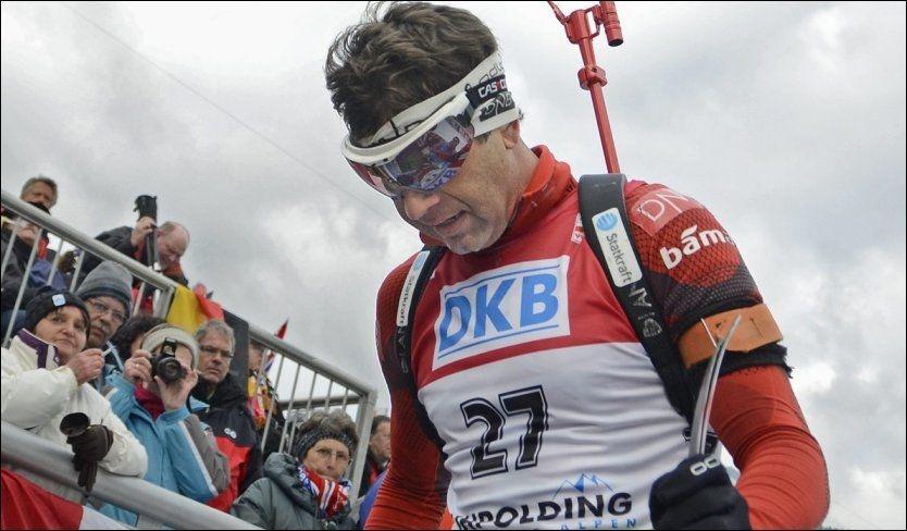 IKKE NOE GODT TRENEREMNE: Ole Einar Bjørndalen sier han ikke kan trene eliteløpere. Foto: Jostein Magnussen, VG