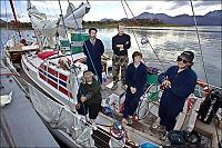 Chilensk kystvakt: «Berserk» seiler fra Chile innen onsdag