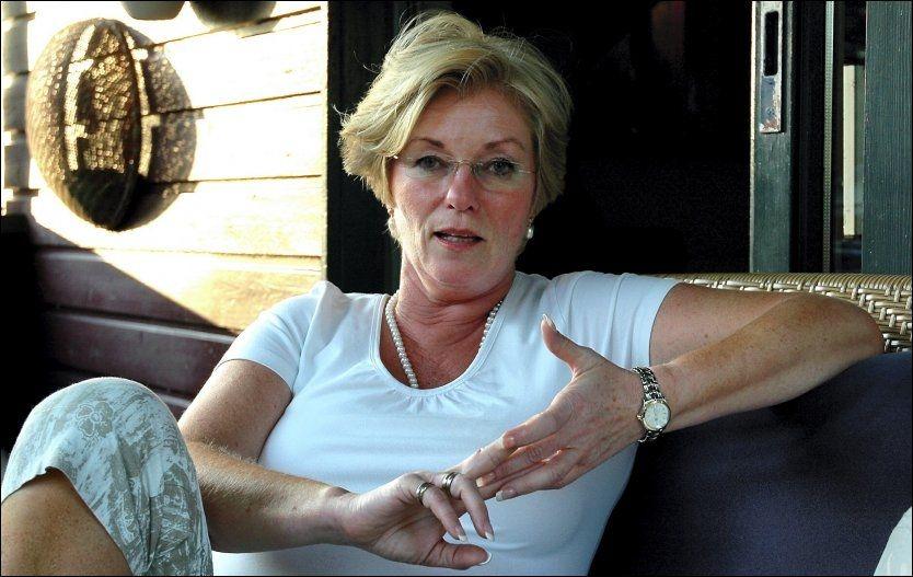 FOR RETTEN: Liv Løberg (62) har innrømmet at hun forfalsket studiebevis. Straffesaken starter i Oslo tingrett tirsdag. Foto: Arkivfoto: Kjersti Halvorsen / Scanpix