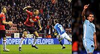 Tevez-mål da City tok inn tre poeng på United