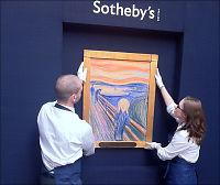 Munchs «Skrik» i London: - Et globalt ikon