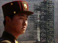 Nord-Koreas langdistanserakett styrtet i havet