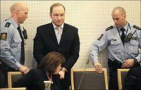 Rettpsykiaterne om Breivik: Gloriøs, teatralsk og svermerisk