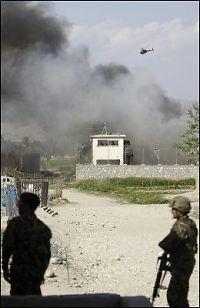 Taliban sier angrepet er en hevnaksjon