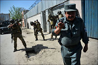 Norske spesialsoldater i aksjon i Kabul
