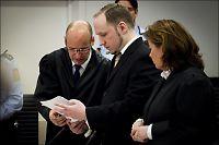 Dag 2, ord for ord: Breiviks frie forklaring