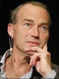 - FEIL: Sosialantropolog Thomas Hylland Eriksen ble også nevnt i monologen. Foto: Thomas Winje Øijord / NTB Scanpix