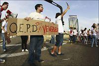 Diplomater evakuerer personalet i Venezuela