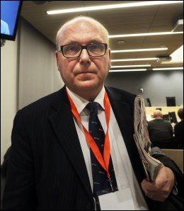 TERRORFORSKER: Magnus Ranstorp har lest Breiviks såkalte manifest fra perm til perm. Foto: Helge Mikalsen/VG