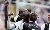 Cissé tangerte målrekord i ny Newcastle-seier