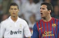 Her er tallenes tale om superduellen Messi-Ronaldo