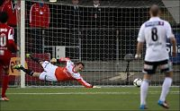 Jon Knudsen reddet Fredrikstad