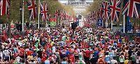 Døde under maraton - pengene strømmer inn