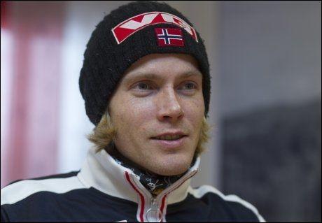 FÅR NY SJANSE: Bjørn Einar Romøren får fornyet tillit på hopplandslaget. Foto: NTB Scanpix