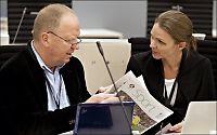Breivik: - Fant ut hvordan man kunne trykke på knappene til Husby