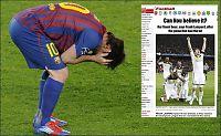 Britiske medier tok av: «Can Nou believe it?»