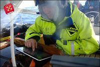 Test av nettbrett til sjøs: Ja, det fungerer!