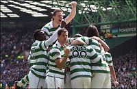 Celtic strødde salt i Rangers-såret