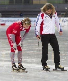 DEN GANG DA: Håvard Bøkko fra tiden med Peter Mueller som trener. Her i Vikingskipet før i år. Foto: Terje Bendiksby / Scanpix