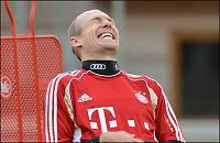 Robben skrev ny kontrakt med Bayern
