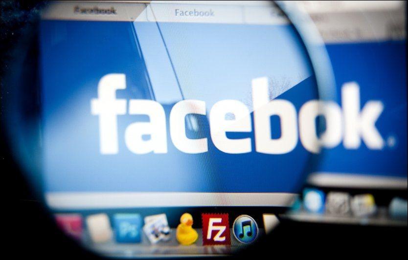 SOSIAL GIGANT: Magne Vikjord fra Bodø reiser til California for å jobbe for Facebook-gründer Mark Zuckerberg til sommeren. Foto: AP