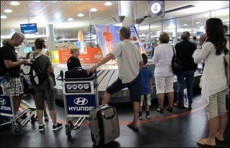 UT PÅ TUR: Du trenger ikke vente til hovedforfall med å bytte reiseforsikringsselskap. Foto: MONA LANGSET