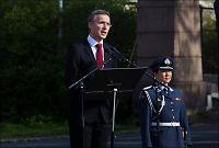 Stoltenberg: En av landets største helter