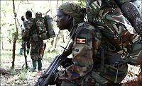 Tropper kommer stadig nærmere Kony