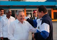 Chávez hjemme igjen etter sykeopphold på Cuba