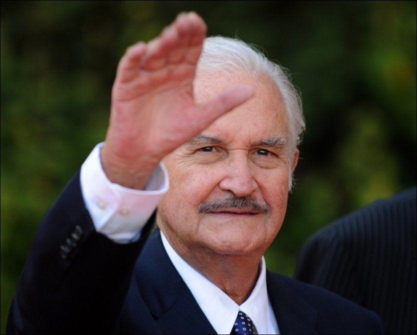 Den mexikanske forfatteren Carlos Fuentes døde tirsdag etter å ha slitt med hjerteproblemer over lengre tid. Foto: PIERRE-PHILIPPE MARCOU/ NTB Scanpix