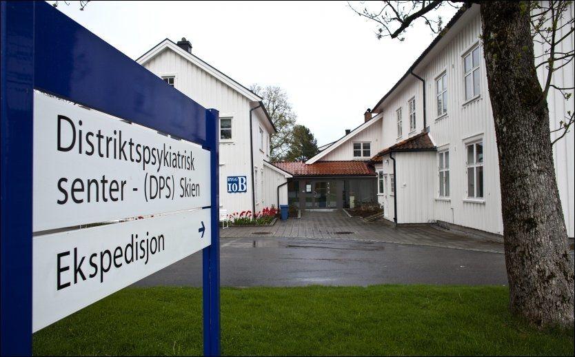 TOK AFFÆRE: Sykehuset Telemark gikk gjennom 224 pasientjournaler der psykologspesialisten var behandler. I hele 116 av fant sykehus grunn til å tilby ny utredning. Foto: Alf Øystein Støtvig