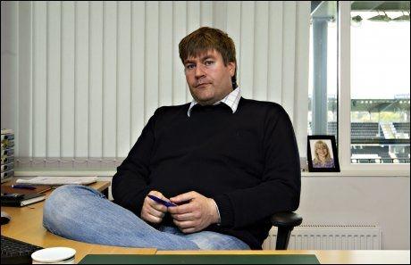 TAR IMOT: Pasientombud i Telemark, Lars Magne Glesnes, mener det er svært alvorlig at så mange kan ha bli feildiagnostisert av en og samme psykolog. I går fikk han flere henvendelser fra bekymrede pasienter. Foto: Roger Neumann
