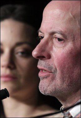 """REGISSØR: Jacques Audiard betegner seg som """"en stereotyp fransk filmregissør"""". Hans film """"Profeten"""" ble Oscar-nominert for Beste utenlandske film. Foto: REUTERS"""