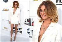 Miley Cyrus droppet bukser på fest