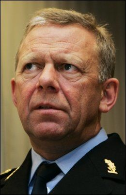 POLITIINSPEKTØR: Jan Guttormsen i Politidirektoratet. Foto: NTB Scanpix